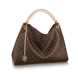 louis vuitton artsy mm monogram canvas handbags