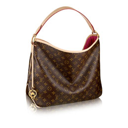 louis vuitton delightful mm monogram canvas handbags