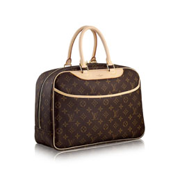 louis vuitton deauville monogram canvas travel