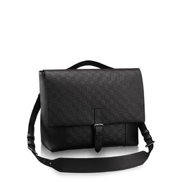 louis vuitton loft damier infini leather bags