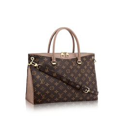 louis vuitton pallas monogram handbags