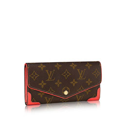 louis vuitton sarah wallet retiro monogram canvas small leather goods