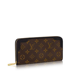 louis vuitton zippy wallet retiro monogram canvas small leather goods