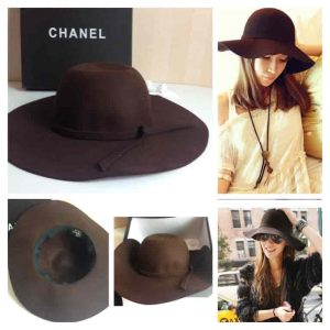 chanel hat site