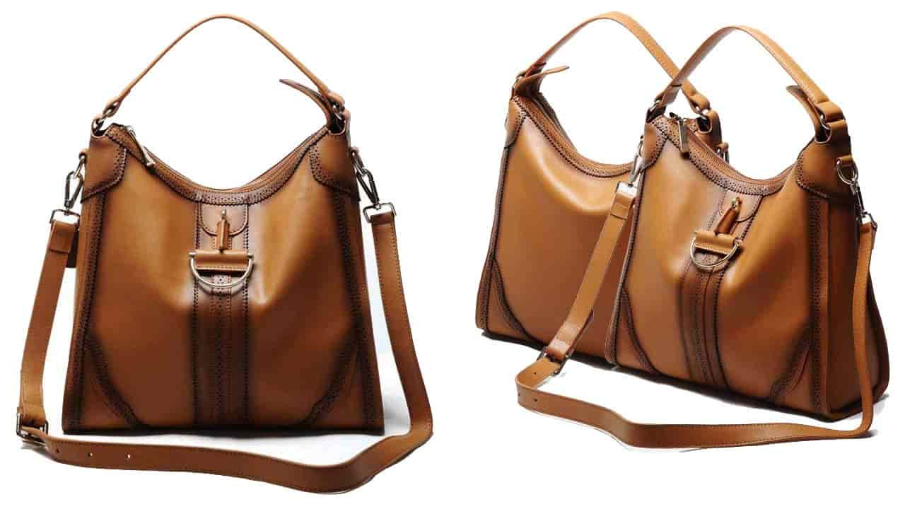 leather bag site